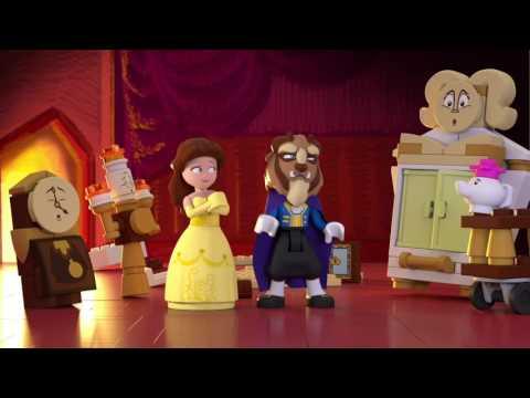 LEGO DISNEY - Film La Bella e La Bestia - 2017 (ITA)