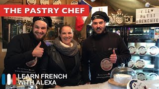 Alexa meets a pastry chef in Lille market