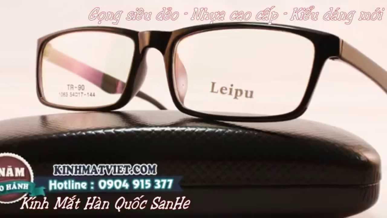 Gọng kính cận thời trang Kinhmatviet.com – mua bán gọng kính đẹp
