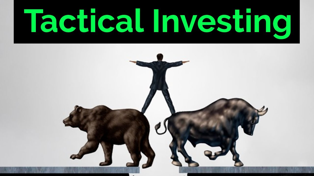 Video #126)  Tactical Investing part 1  -  Buy & Hold sucks!