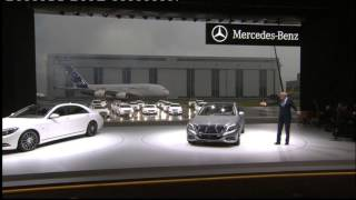 2014 Mercedes-Benz S-Class - Presentation