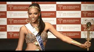 Miss International 2014 - National Costume   ミス·インターナショナル·民族衣装 2017 Video