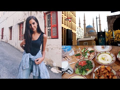 A Week Of My Life In LEBANON // Mariah-setta