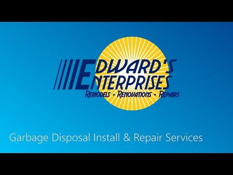Garbage Disposal Repairs and Replacement Services from YouTube · Duration:  46 seconds