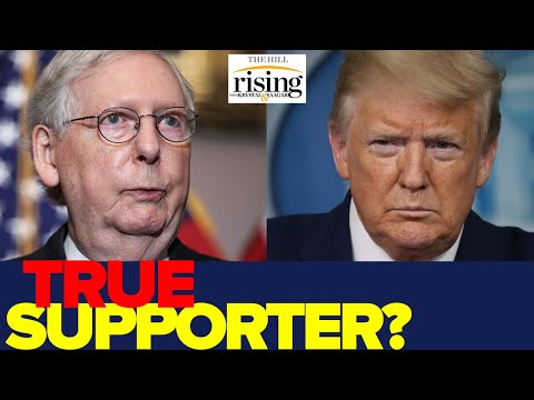 Ryan Grim: Did Mitch McConnell Want Trump To Lose?
