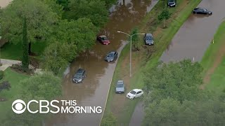 More major storms threaten flood-weary Texas residents