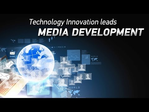 Live: Technology Innovation leads media development全球媒体峰会:技术创新引领媒体发展