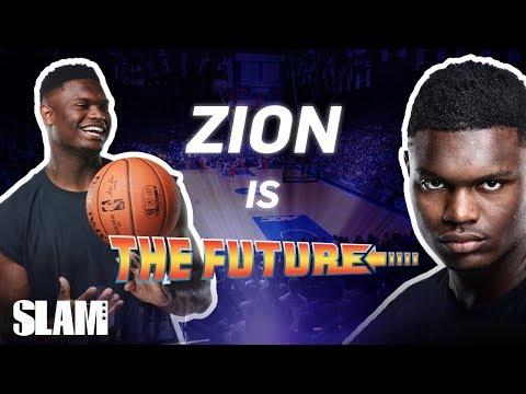 Zion Williamson: Duke Campus Legend ➡️ NO. 1 PICK DREAMS | SLAM Cover Shoots