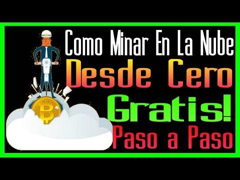 🔥 Como Minar Bitcoins Y Crypto En La Nube Gratis Desde Cero En EOBOT Tutorial Paso A Paso