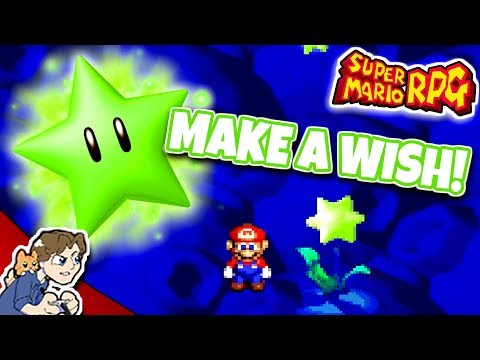 Where Wishes Come True! | Super Mario RPG: Legend of the Seven Stars #12 | ProJared Plays