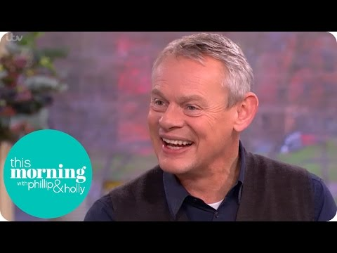 Martin Clunes Is Hoping to Get Sigourney Weaver Back on Doc Martin  This Morning