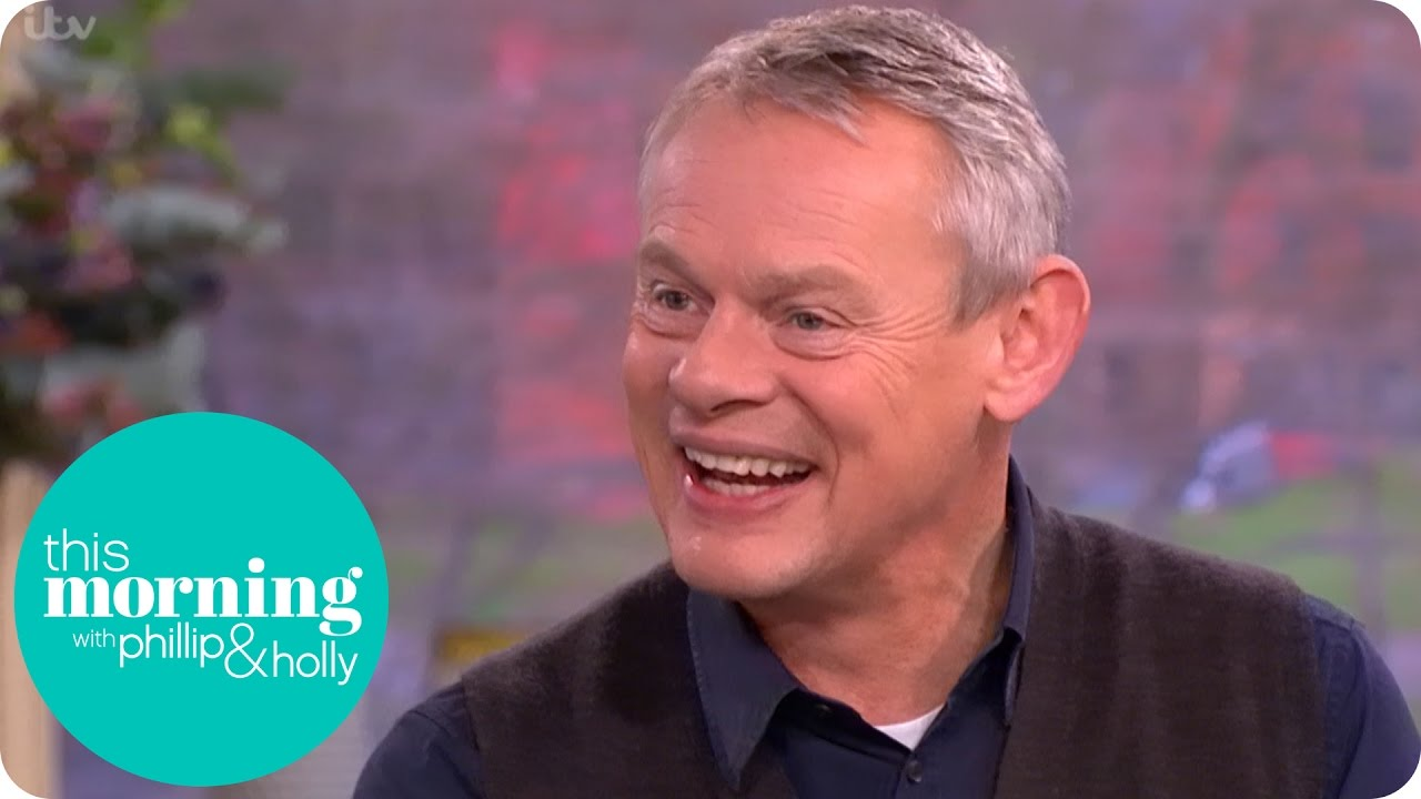 martin clunes is hoping to get sigourney weaver back on
