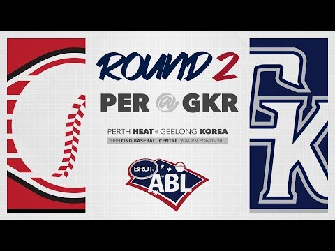 Perth Heat @ Geelong-Korea, R2/G2 **RESUMED FROM FRIDAY**