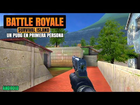 Battle Royale: Survival Island Para android wey