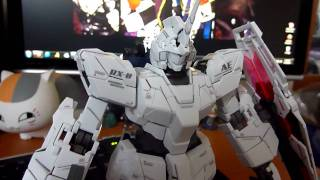 Repeat youtube video MG 1/100 RX-0 Unicorn Gundam - 04 - Seals/Decals