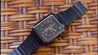 Apple Watch Link Bracelet band review