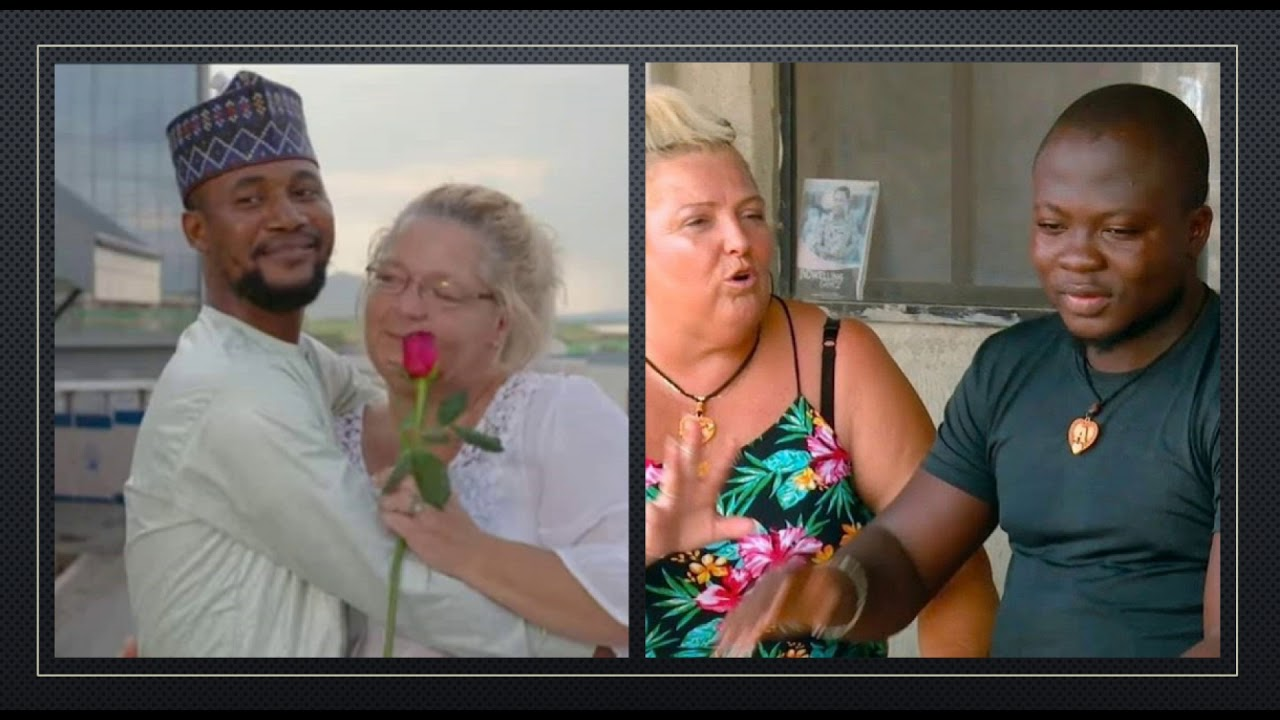 The Obsession With Black Men & Haggard White Women On 90 Day Fiance