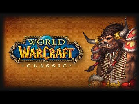 WoW Classic Релиз - Воин: Защита (Протвар). Читаю все квесты [7]