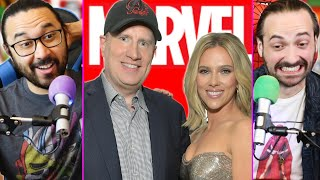 Kevin Feige Reportedly ANGRY & EMBARRASSED At Disney Over Scarlett Johansson Lawsuit - REACTION!