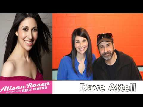 Alison Rosen - Episode #50 Dave Attell - Part 1- Your New Be