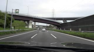 第三京浜 下り 玉川IC ⇒ 保土ヶ谷PA 等速 2013.5