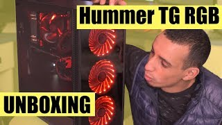 Nox Hummer TG RGB Unboxing & Overview !