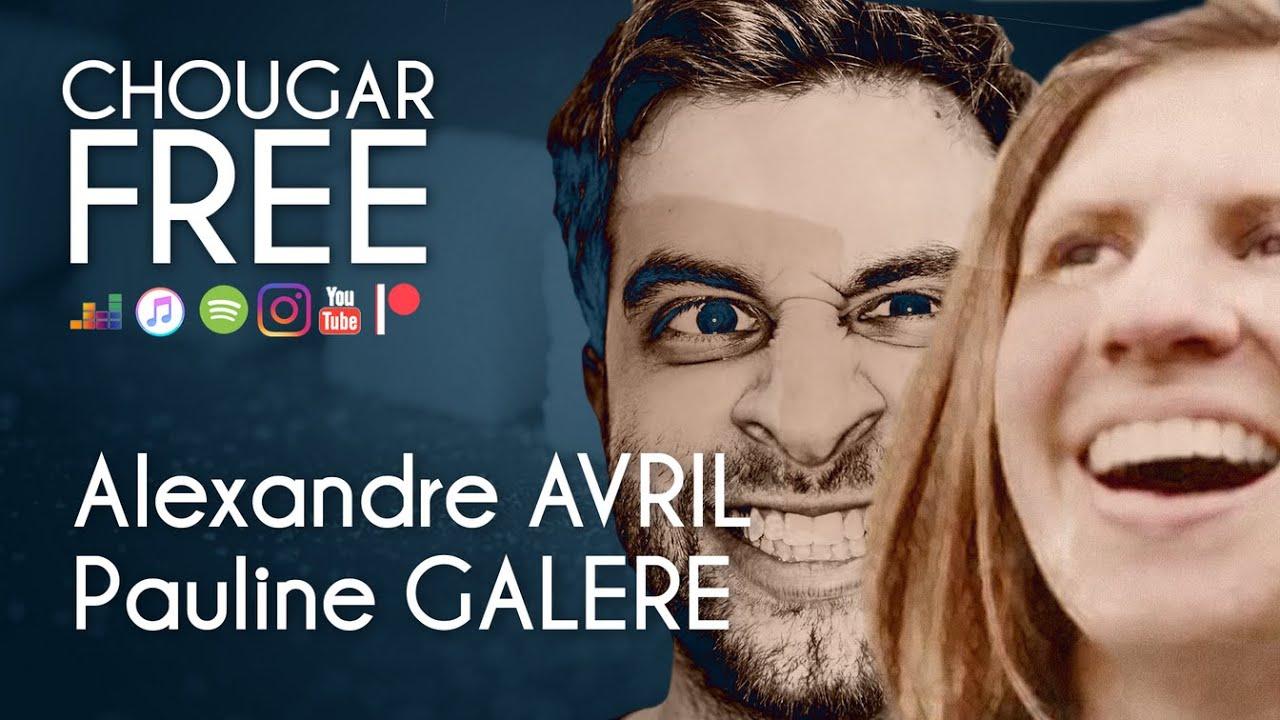 CHOUGAR FREE - 41 - Alexandre Avril & Pauline Galère
