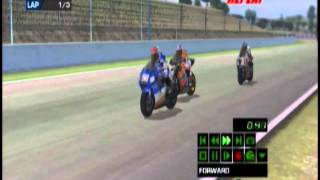 MotoGP 3: Ultimate Racing Technology (Xbox) gameplay