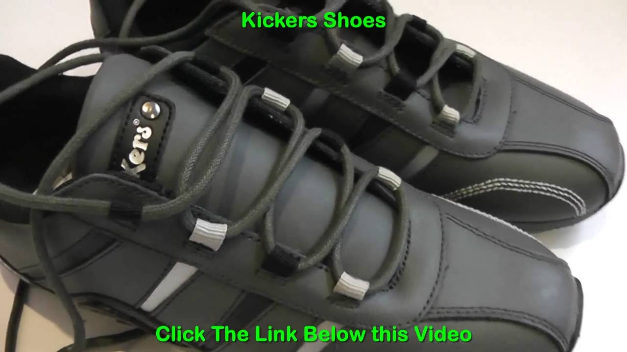 Kickers обувь 6