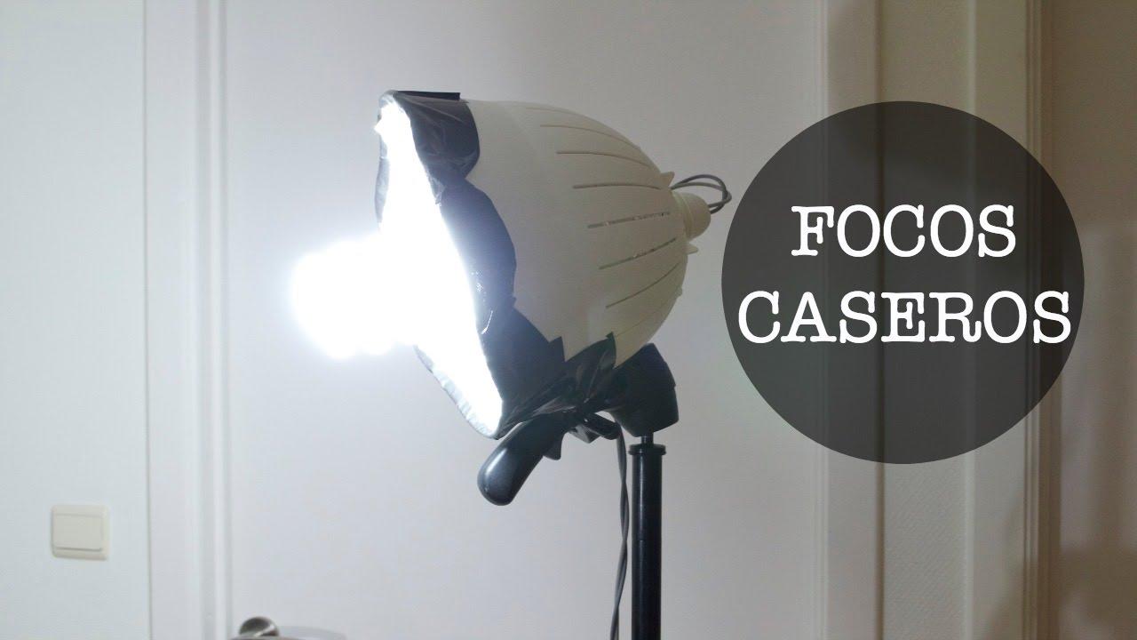 diy focos de iluminacin para grabar por menos de uac