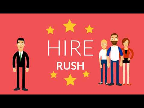 HireRush - Find trusted pros
