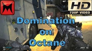 Call of Duty Ghosts PC Steam Domination on Octane Gameplay HD720p