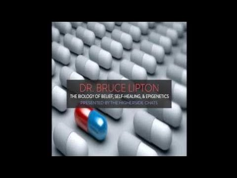 Higherside Chats | Dr. Bruce Lipton | The Biology Of Belief, Self-Healing, & Epigenetics | THC