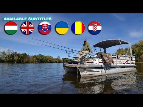 Dr. Pulai István - Csónakos pontyhorgászat a Connecticut folyón