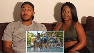 Dua Lipa-New Rules (Official Music Video)- Reaction