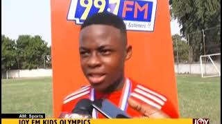 Joy FM Kids Olympics - AM Sports on JoyNews (18-2-19)