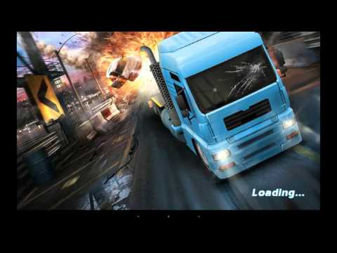 Turbo Car Racing 3D - HD Android Gameplay – Racing games - Full HD Video (1080p)