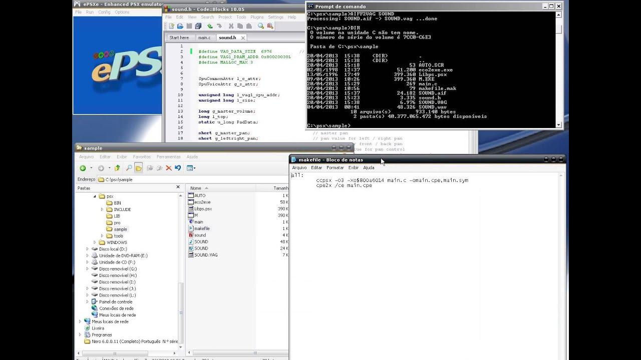VAG Example (VAG DEMO) - PlayStation Development Network