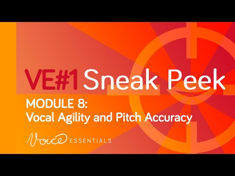 SNEAK PEEK: Learning Vocal Agility & Pitch Accuracy   #DrDan 🎤