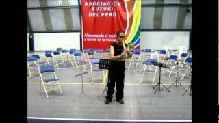 """Music for a Bird"" (Hans Martin Linde) - Nicolás Ponce"