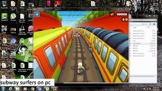 how to download and install subway surfers on pc free