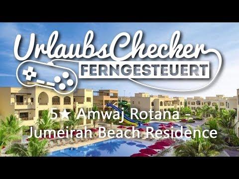 5 ★ Amwaj Rotana - Jumeirah Beach Residence | Jumeirah