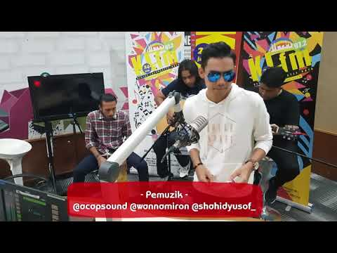 Antara Intan Atau Kaca - To'ki (Cover by Haikal Azman) | Jom Jam Akustik | 17 Ogos 2018