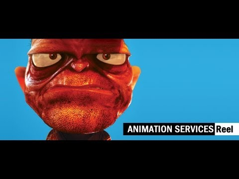 Squeeze Studio | Animation Services Reel
