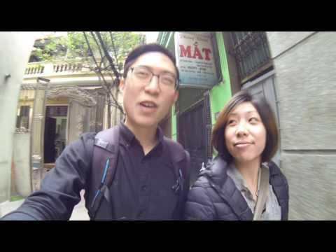 Our Hanoi Morning Routine - GoPro POV