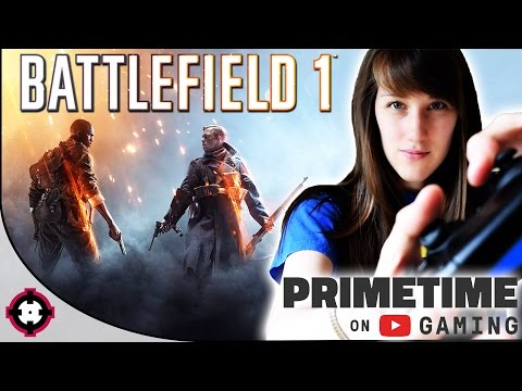 Primetime! ►Battlefield 1 Gameplay PS4◄ Online Multiplayer (with Viewers?)