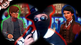 The HANDICAPPED Murders! (SPY PARTY)