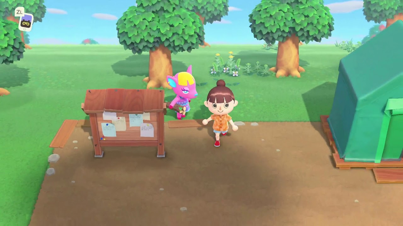 Animal Crossing New Horizons Gets First Gameplay And