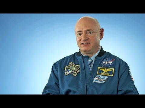 Mark Kelly, Retired Astronaut & Author: Talks at GS - YouTube