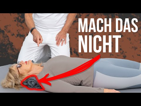 ✅ Getting the right sleep for neck pain - Get rid of your neck tensions! from YouTube · Duration:  6 minutes 29 seconds